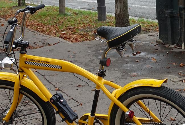 Bike Tracker Invoxia