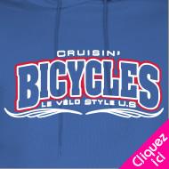 t-shirt Cruising Bicycle