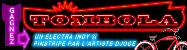 Tombola Custom Brigade & Automédon