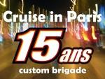 2018-09-14 - 22h - Parvis de Notre Dame - Paris