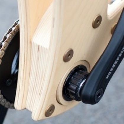 en cours cruiser cadre bois et futur projet