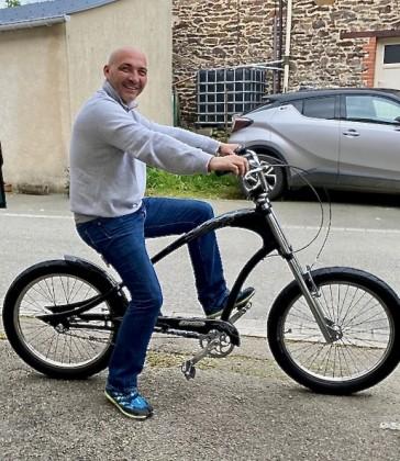 Achat récent de ce vélo d'occasion Electra Stream Ride