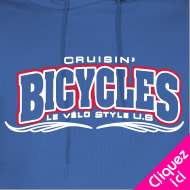 T-shirts Cruisin'Bicycles