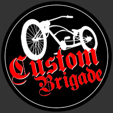 Stickers Custom Brigade