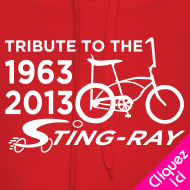 T-shirts Sting-Ray