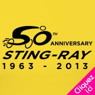 T-shirts Sting-Ray
