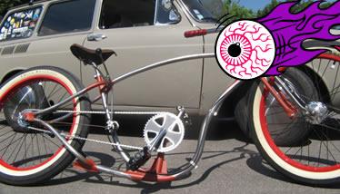 Custom Brigade - le rendez vous des riders de velos beach cruisers, lowrider,chopper et autre custom bikes.